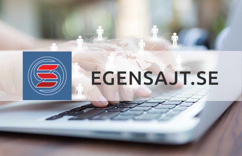 Jag har flyttat till Egensajt!